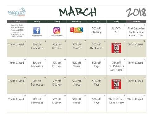 March-2018-Calendar